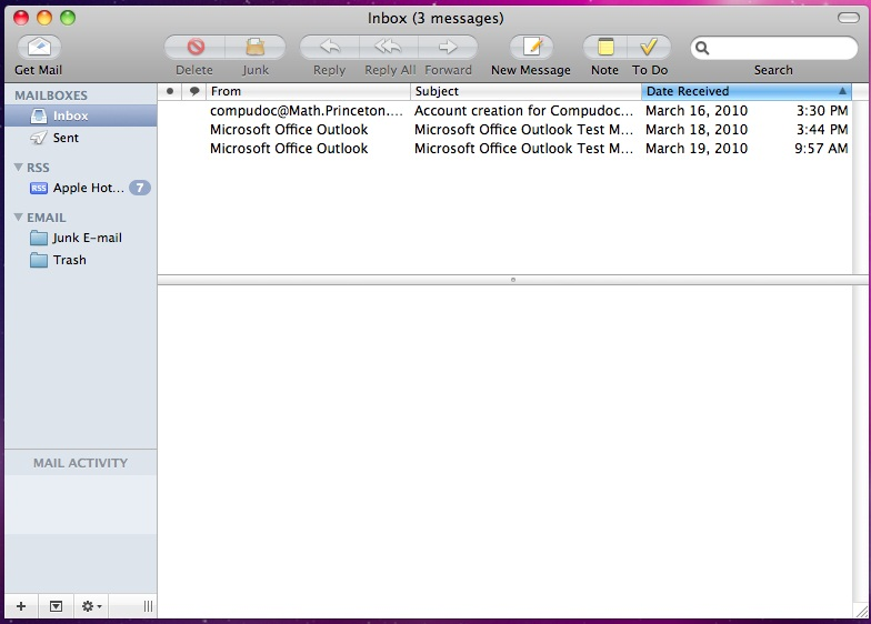 HowTos:E-mail configuration for Mac OS X.* in general - CompudocWiki